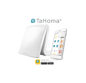 Tahoma box domotique Somfy