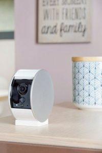 Caméra surveillance Somfy