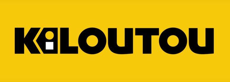 Le nouveau logo de Kiloutou.