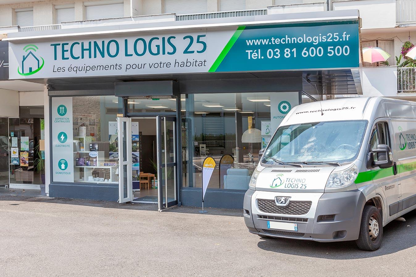 Agence Techno Logis 25